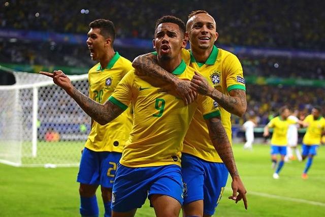 Đội tuyển Brazil từ chối đá giao hữu với Thái Lan - 1