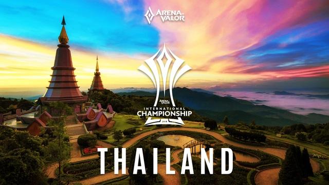 Giải quốc tế liên quân mobile aic 2019 trở lại Thái Lan với gần 12 tỷ đồng tiền thưởng, Việt Nam có 2 suất tham dự - 1