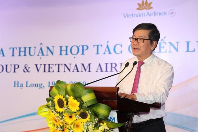 """Hàng không quốc gia """"bắt tay"""" với tập đoàn kinh tế tư nhân hàng đầu Việt Nam - 2"""