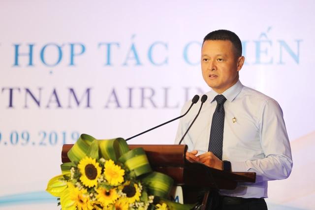 """Hàng không quốc gia """"bắt tay"""" với tập đoàn kinh tế tư nhân hàng đầu Việt Nam - 3"""