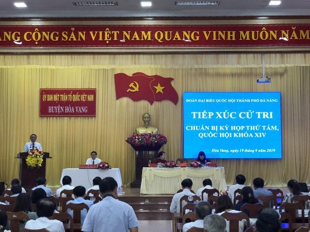 """Bí thư Đà Nẵng nói về """"con số thất thoát gây xót xa"""" liên quan 2 cựu Chủ tịch TP - 1"""