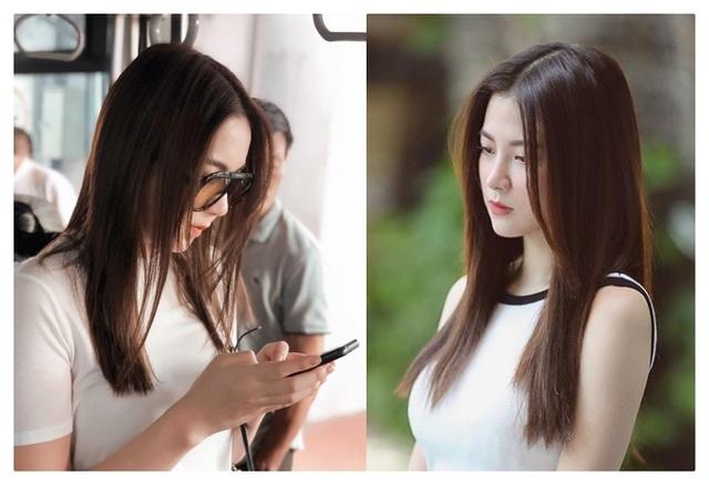 BTV Mai Ngọc VTV giống mỹ nhân phim Thái Chiếc lá cuốn bay - 5