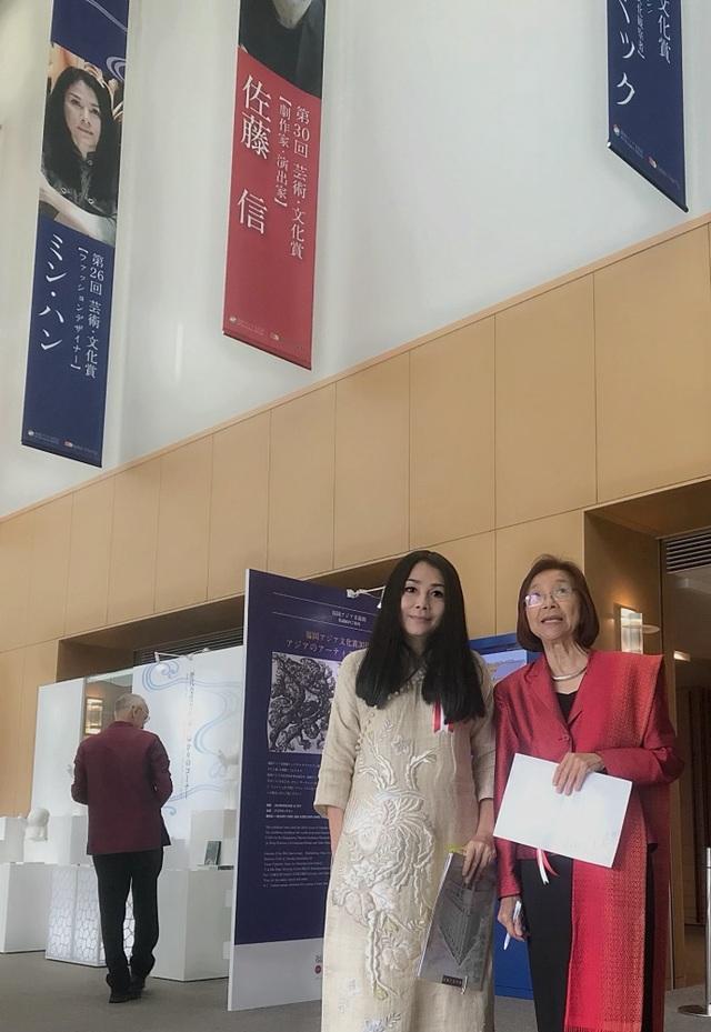 NTK Minh Hạnh chia sẻ về vị trí thời trang trong văn hoá toàn cầu hiện nay - Ảnh minh hoạ 2