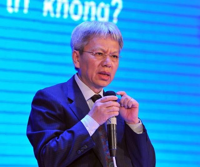 Tiến sĩ Nguyễn Sỹ Dũng: Bộ máy Việt Nam giống con nhộng mới lột xác một nửa - 1