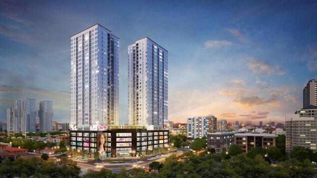 """Dự án """"nhà cao cửa rộng"""" tại Thanh Xuân gấp rút hoàn thiện những hạng mục cuối - 1"""