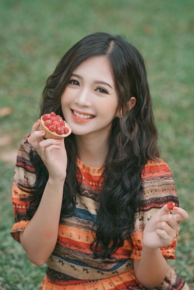 Thiếu nữ Hà thành xinh đẹp hút hồn, kiếm hàng chục triệu đồng mỗi tháng - 8