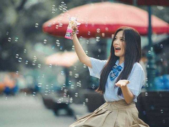 Thiếu nữ Hà thành xinh đẹp hút hồn, kiếm hàng chục triệu đồng mỗi tháng - 5