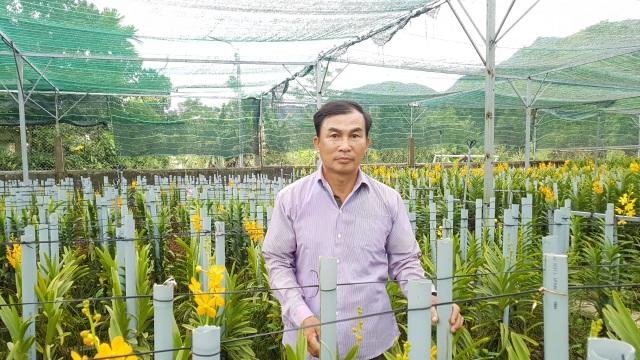 Đưa lan Mokara về miền núi, nông dân Đà Nẵng thu lãi 30 triệu đồng/tháng - 1