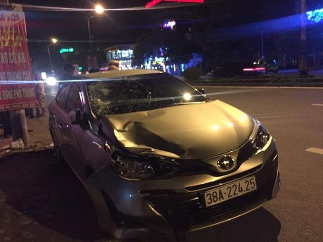 Nghi vấn Chủ nhiệm UBKT Đảng ủy có hơi men lái ô tô gây tai nạn - 2