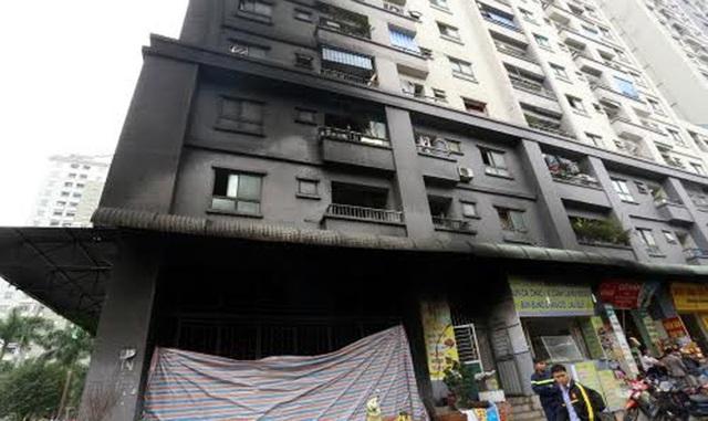 Bộ Xây dựng đề xuất chung cư phải có tầng lánh nạn, phòng lánh nạn - 1