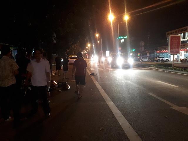 Nghi vấn Chủ nhiệm UBKT Đảng ủy có hơi men lái ô tô gây tai nạn - 1
