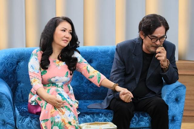 """Ốc Thanh Vân thấy xấu hổ khi nghe chuyện hôn nhân của """"mẹ chồng"""" Ngân Quỳnh - 1"""