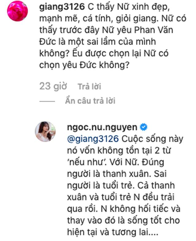 Bạn gái tin đồn Ngọc Nữ ẩn ý trách cầu thủ Phan Văn Đức phụ tình? - 6