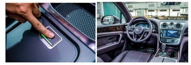 Bentayga V8 phiên bản 100 năm đầu tiên tại Việt Nam do chính chủ nhân xây dựng cấu hình - 5