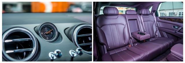 Bentayga V8 phiên bản 100 năm đầu tiên tại Việt Nam do chính chủ nhân xây dựng cấu hình - 8