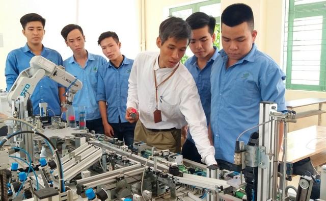Giáo dục nghề nghiệp: Nhiều thách thức trong tăng trưởng và hội nhập - 2