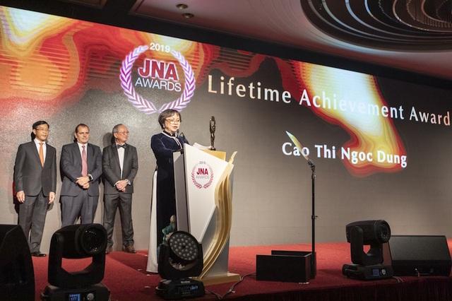 Bà Cao Thị Ngọc Dung cùng PNJ đoạt cú đúp giải Oscar ngành kim hoàn châu Á - 4