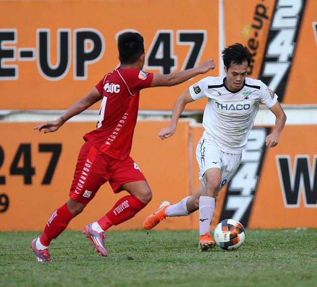 Vòng 25 V-League: Thanh Hoá và Khánh Hoà tranh vé trụ hạng - 2
