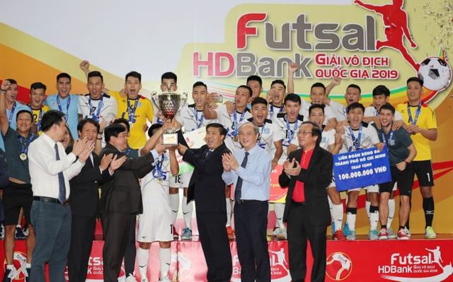 Giải futsal HDBank Vô địch quốc gia ngày càng hấp dẫn - 3