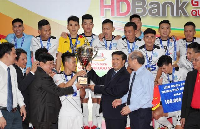 Giải futsal HDBank Vô địch quốc gia ngày càng hấp dẫn - 4