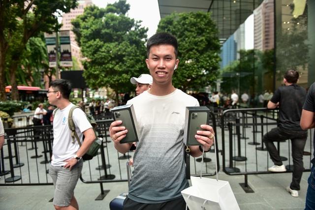 Những chiếc iPhone 11 đầu tiên trên thế giới về tay người Việt Nam - 4