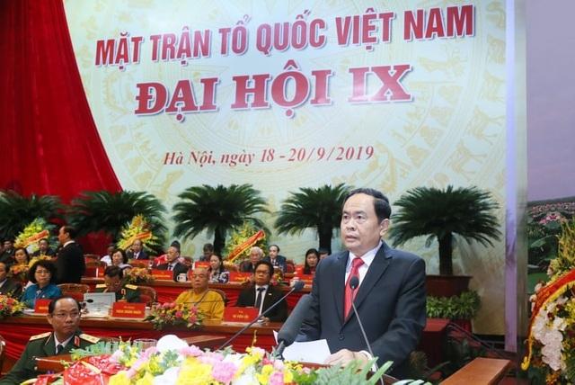 Ông Trần Thanh Mẫn tiếp tục làm Chủ tịch UB Trung ương MTTQ Việt Nam khoá mới - Ảnh minh hoạ 4