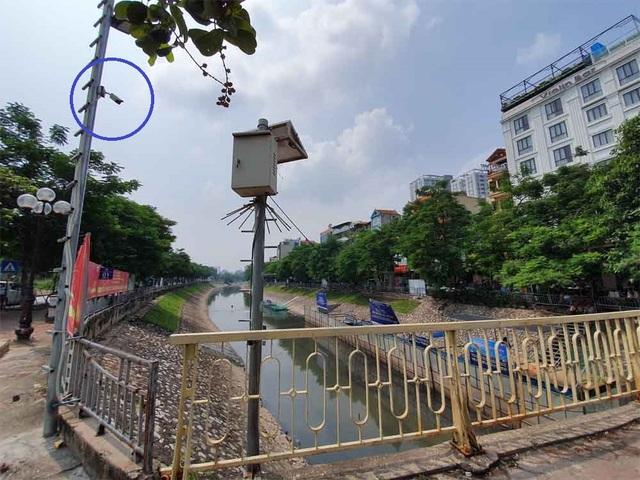 Lắp camera, bố trí người bảo vệ đàn cá Koi Nhật Bản ở sông Tô Lịch - 2