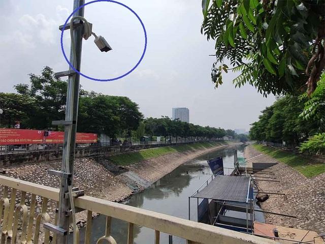 Lắp camera, bố trí người bảo vệ đàn cá Koi Nhật Bản ở sông Tô Lịch - 3