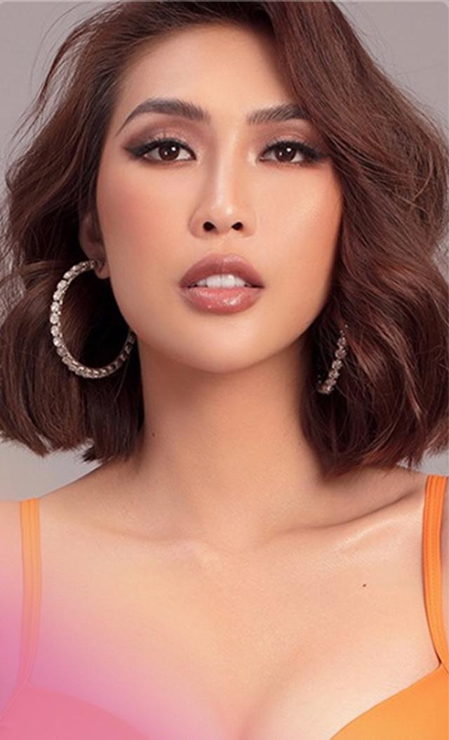 Thúy Vân giành chiến thắng đầu tiên tại Hoa hậu Hoàn vũ 2019 - 3
