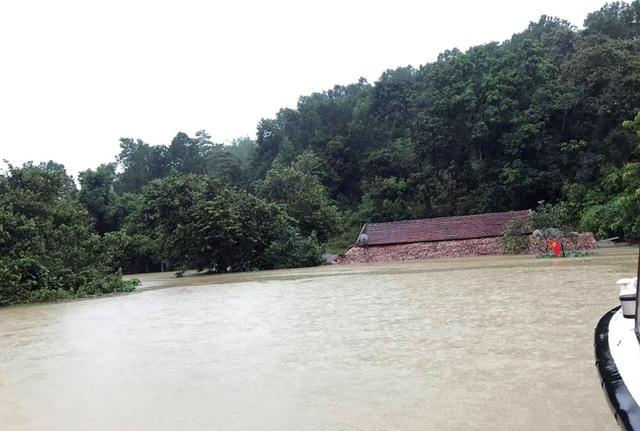 Bị nước lũ nhấn chìm, VQG Vũ Quang khẩn cấp kêu cứu - 5