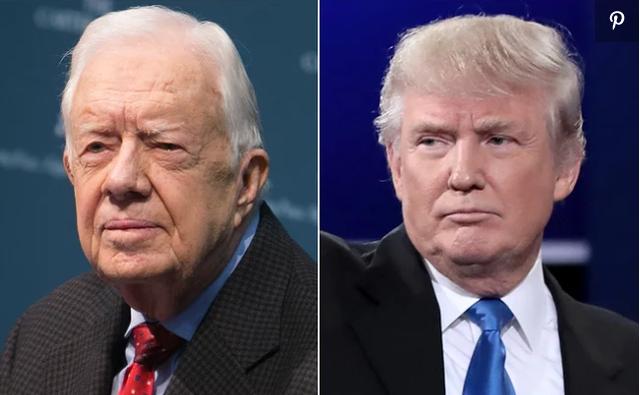 """Cựu Tổng thống Mỹ nói ông Trump tái đắc cử là """"thảm họa"""" - 1"""