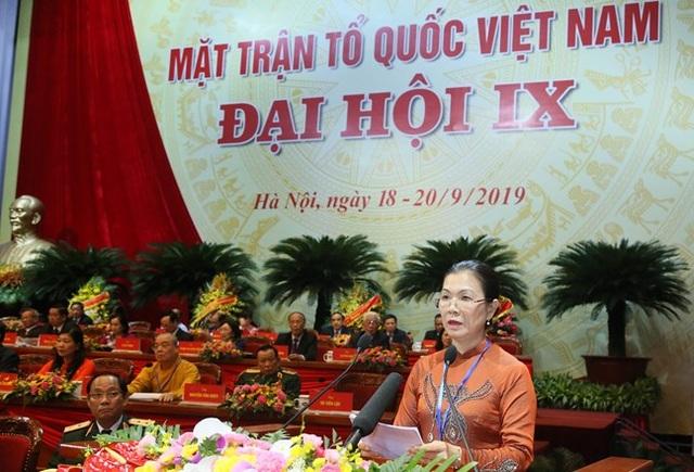 Ông Trần Thanh Mẫn tiếp tục làm Chủ tịch UB Trung ương MTTQ Việt Nam khoá mới - Ảnh minh hoạ 2