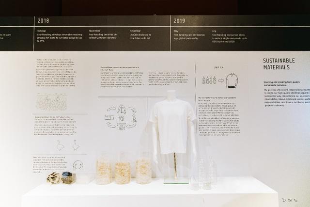 UNIQLO tổ chức Triển lãm quốc tế tại Luân Đôn, trưng bày những sáng tạo vô cùng độc đáo và ấn tượng - 5