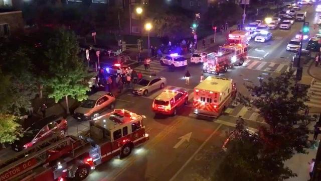Mỹ: Nổ súng gần Nhà Trắng, 1 người chết, 8 người bị thương - 1