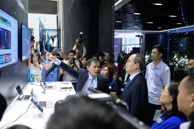 Viettel chính thức phát sóng 5G và đưa vào khai thác hạ tầng kết nối vạn vật - Ảnh minh hoạ 3