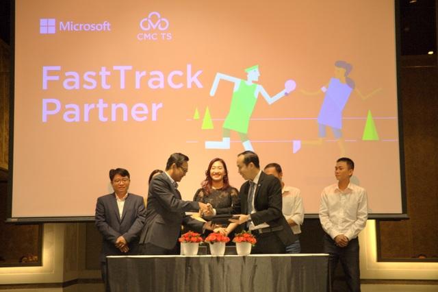 CMC TS chính thức trở thành đối tác CSP và đối tác Fasttrack (local) duy nhất của Microsoft tại thị trường Việt Nam - 1