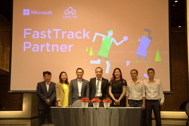 CMC TS chính thức trở thành đối tác CSP và đối tác Fasttrack (local) duy nhất của Microsoft tại thị trường Việt Nam - 2