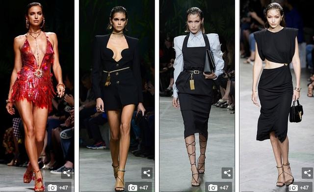 Irina Shayk quyến rũ với váy ngắn - 1