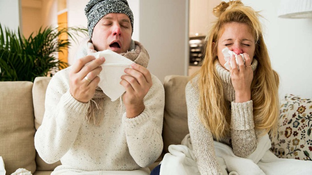 Tìm ra cách ngăn ngừa cảm lạnh vào mùa đông - 1