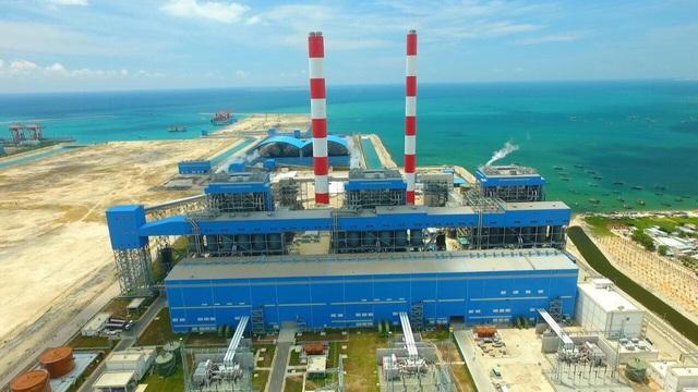 Khánh thành Nhà máy điện Vĩnh Tân 4, Hệ thống điện quốc gia có thêm 1.200 MW - 1