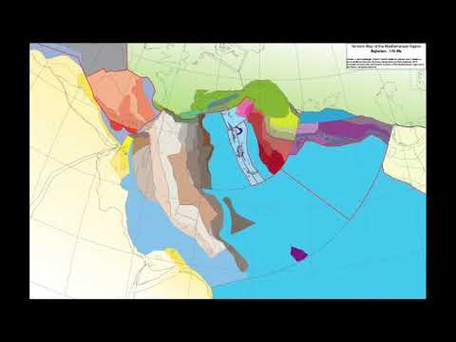 """Phát hiện mới về """"lục địa biến mất"""" bị chôn vùi dưới khu vực Địa Trung Hải - 2"""