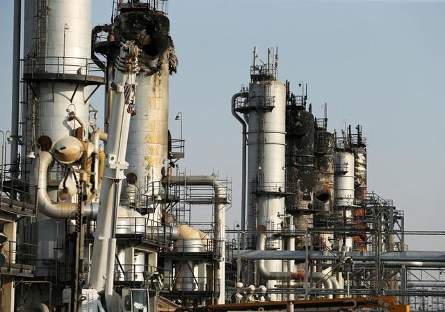 Nhà máy dầu Ả rập Xê út chi chít vết tích hỏa lực sau vụ tấn công chấn động - Ảnh minh hoạ 3