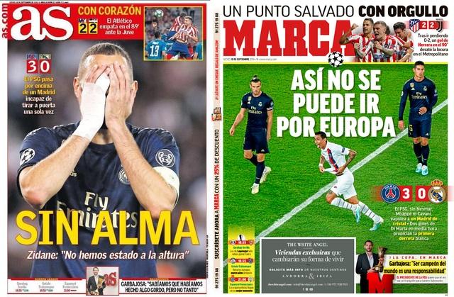 """Khi """"nhà vua"""" Real Madrid bay khỏi bánh xe lịch sử… - 2"""