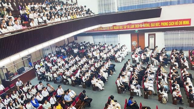Trường ĐH Y dược - ĐH Huế đào tạo SV ngành Y khoa và Răng Hàm Mặt theo chuẩn quốc tế - 1