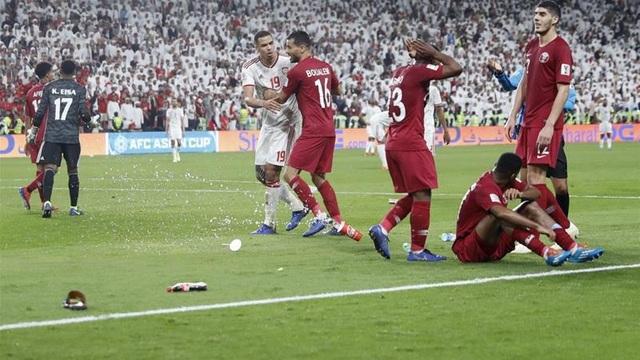 UAE phải đá trên sân không có khán giả khi tiếp Indonesia - 1