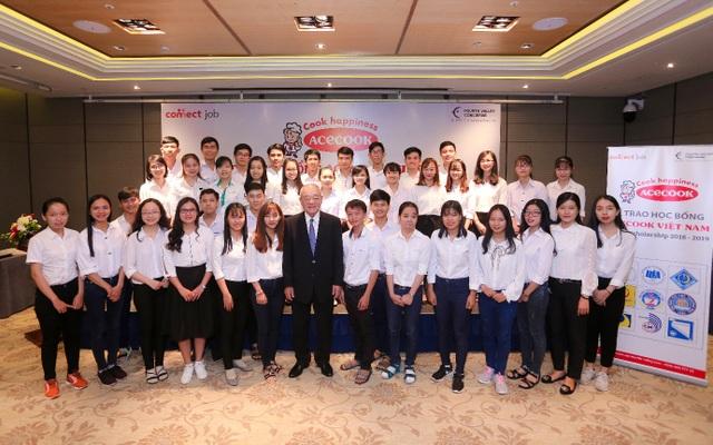 Học bổng Acecook Happiness - Hành trình mang lại hạnh phúc và hiện thực hóa ước mơ sinh viên Việt - 1