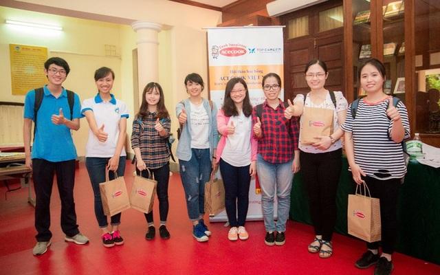 Học bổng Acecook Happiness - Hành trình mang lại hạnh phúc và hiện thực hóa ước mơ sinh viên Việt - 2