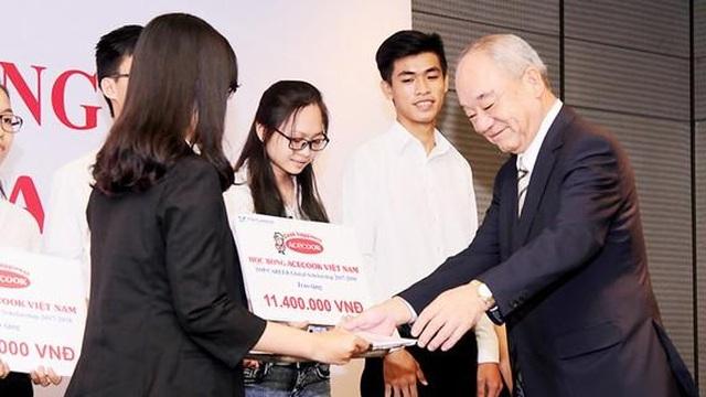 Học bổng Acecook Happiness - Hành trình mang lại hạnh phúc và hiện thực hóa ước mơ sinh viên Việt - 4