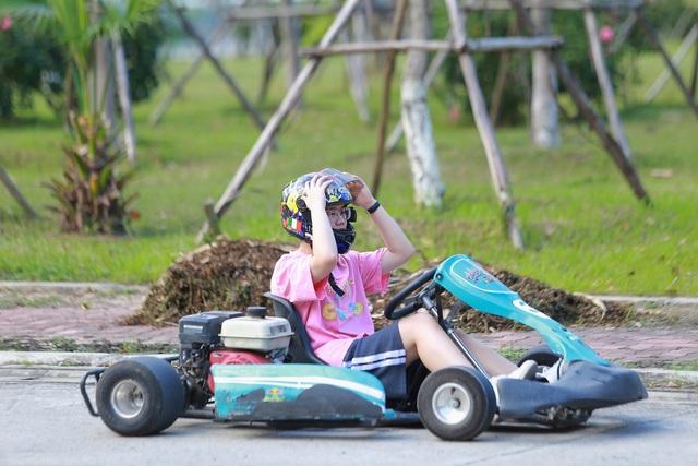"""Trải nghiệm đua xe F1 thu nhỏ"""" ngay tại Hà Nội - 1"""