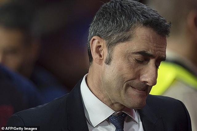 Barcelona thua sốc Granada trong ngày Messi tái xuất ở La Liga - 4